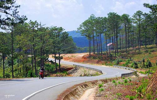 DALAT DAILY COUNTRYSIDE TOURS FOR ONE DAY